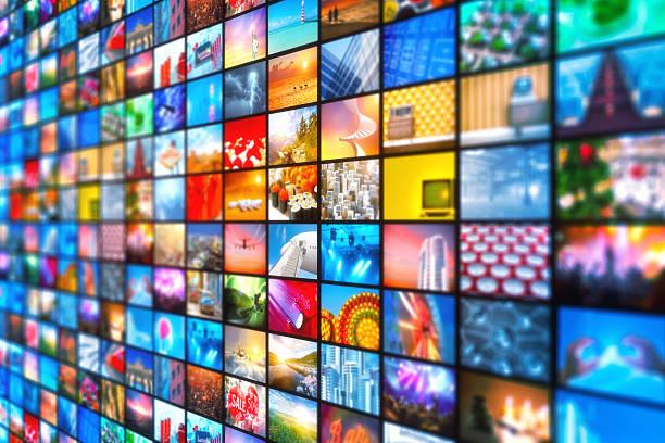 TV scherm huren voor op de beurs