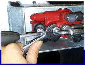 Hydrauliek ventielen